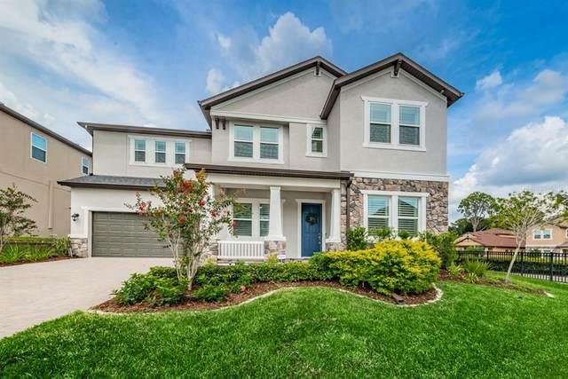 1431 Keystone Ridge Circle, Tarpon Springs, FL 34688 (MLS #T3262723) :: Team Bohannon Keller Williams, Tampa Properties