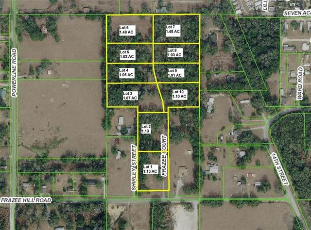 1 Frazee Court, Dade City, FL 33523 (MLS #T3262962) :: Premium Properties Real Estate Services
