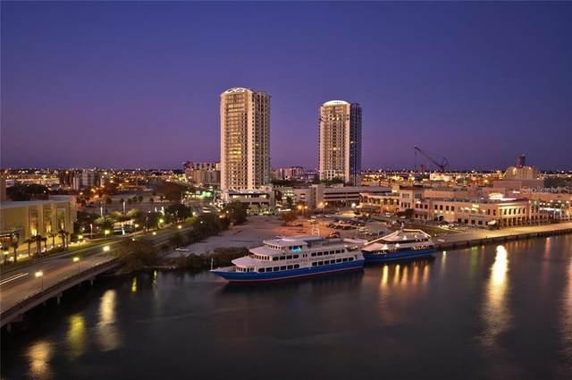 1209 E Cumberland Avenue #2602, Tampa, FL 33602 (MLS #T3262995) :: Your Florida House Team