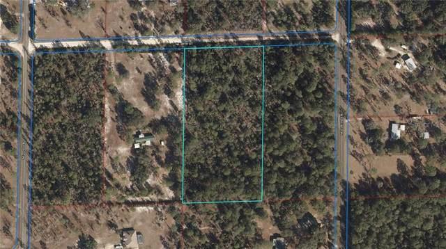 TBD NE 65TH Street, Williston, FL 32696 (MLS #T3263618) :: Bustamante Real Estate