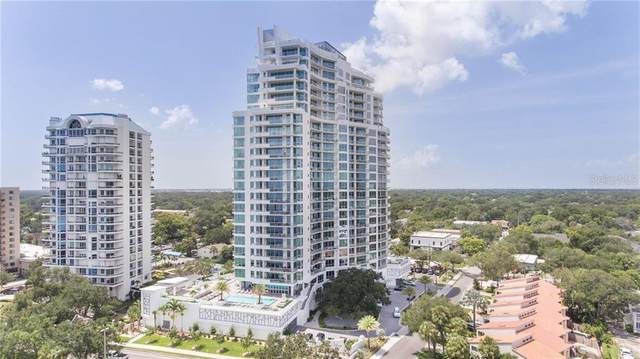 3401 W Bayshore Boulevard #2102, Tampa, FL 33629 (MLS #T3263634) :: Keller Williams Realty Peace River Partners