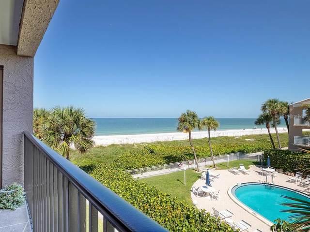 3210 Gulf Boulevard #306, Belleair Beach, FL 33786 (MLS #T3263654) :: Team Borham at Keller Williams Realty