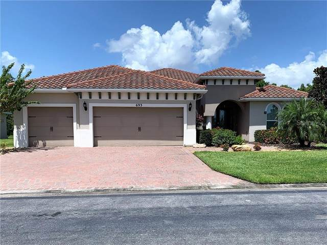 693 San Raphael Street, Kissimmee, FL 34759 (MLS #T3263686) :: Sarasota Property Group at NextHome Excellence