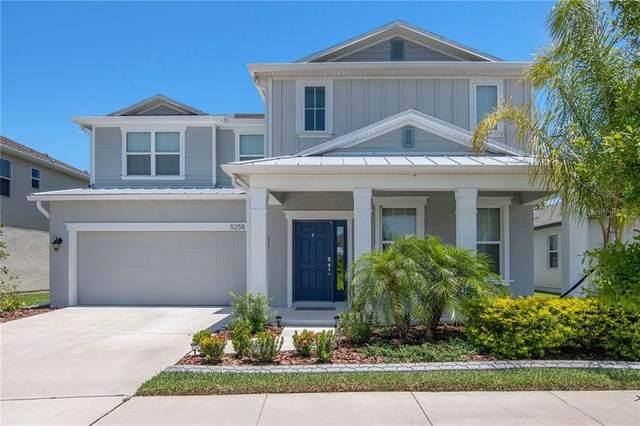 5258 Turtle Bay Drive, Wesley Chapel, FL 33545 (MLS #T3263700) :: GO Realty