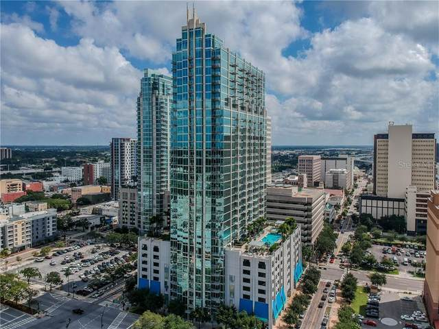 777 N Ashley Drive #2605, Tampa, FL 33602 (MLS #T3264169) :: Team Buky