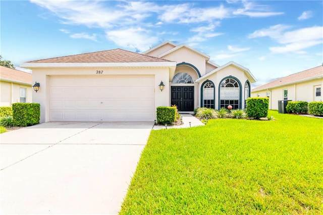 287 Greenwich Circle, Spring Hill, FL 34609 (MLS #T3264176) :: Griffin Group