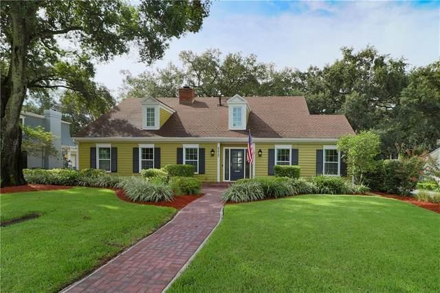4410 W Brookwood Drive, Tampa, FL 33629 (MLS #T3264199) :: Team Bohannon Keller Williams, Tampa Properties