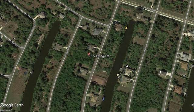 9377 Bluegill Circle, Port Charlotte, FL 33981 (MLS #T3264220) :: CENTURY 21 OneBlue
