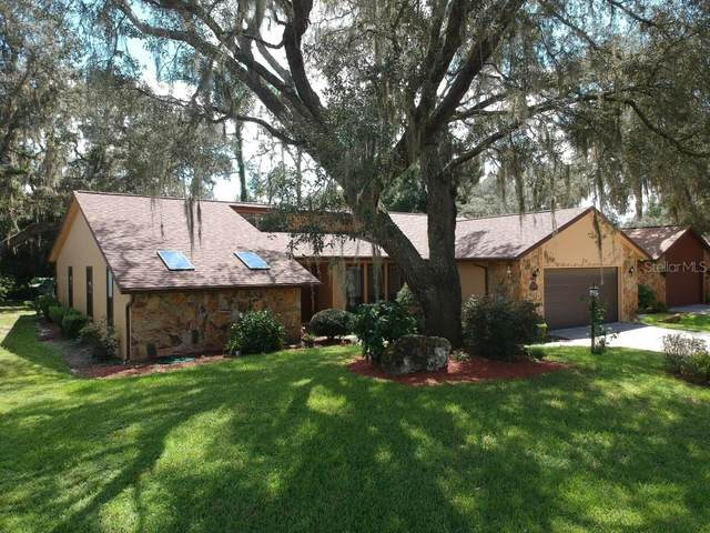 34369 Whispering Oaks Boulevard, Ridge Manor, FL 33523 (MLS #T3264372) :: Heckler Realty