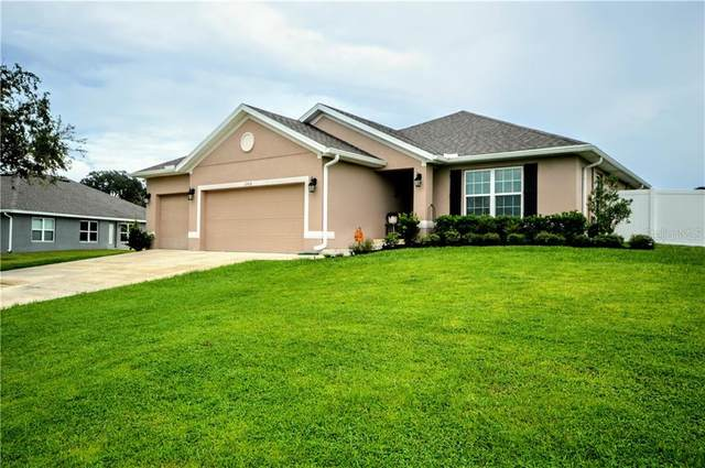 12418 Loopback Drive, San Antonio, FL 33576 (MLS #T3264813) :: The Duncan Duo Team