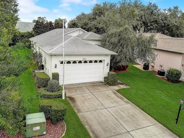 7461 Bridgewater Lane, Spring Hill, FL 34606 (MLS #T3264851) :: Team Bohannon Keller Williams, Tampa Properties