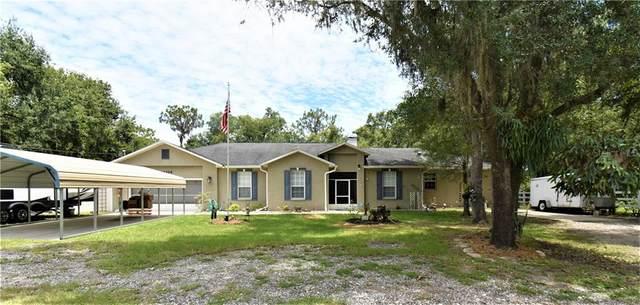 Address Not Published, Zephyrhills, FL 33540 (MLS #T3264860) :: Team Buky