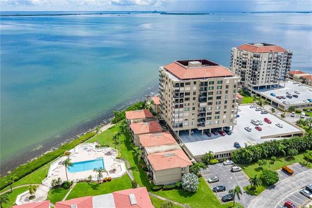 6322 Palma Del Mar Boulevard S #605, St Petersburg, FL 33715 (MLS #T3264861) :: The Heidi Schrock Team