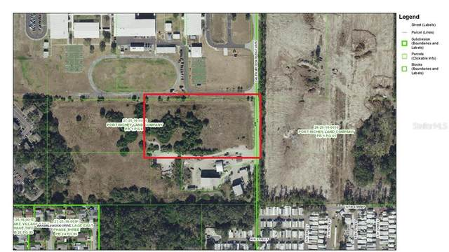 1/4MI S SR587A (GALIN@RIDGE RD), Port Richey, FL 34668 (MLS #T3265011) :: The Kardosh Team