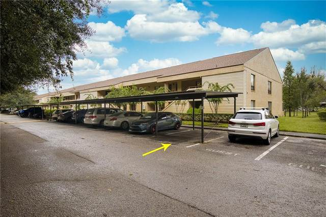 4937 Puritan Circle #408, Tampa, FL 33617 (MLS #T3265097) :: Griffin Group