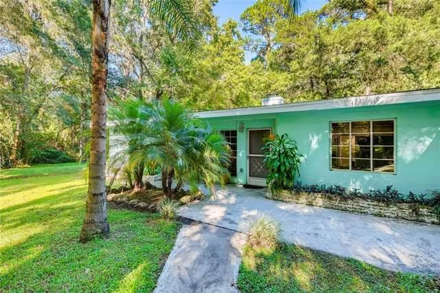 6484 Cedar Lane, Brooksville, FL 34601 (MLS #T3265167) :: Team Bohannon Keller Williams, Tampa Properties