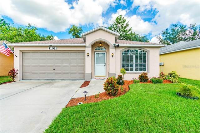 11011 Freemont Drive, New Port Richey, FL 34654 (MLS #T3265312) :: Griffin Group