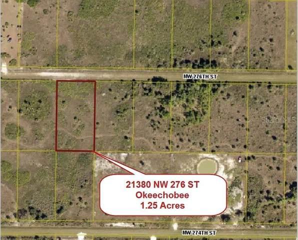 21380 NW 276 Street, Okeechobee, FL 34972 (MLS #T3265317) :: Lockhart & Walseth Team, Realtors
