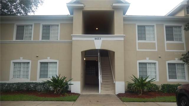 9623 Lakedale Way #101, Riverview, FL 33578 (MLS #T3265338) :: Cartwright Realty