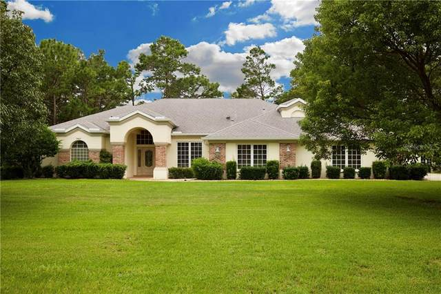 9467 Hernando Ridge Road, Weeki Wachee, FL 34613 (MLS #T3265348) :: Griffin Group