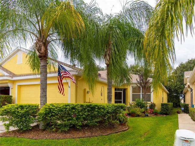 11574 Captiva Kay Drive, Riverview, FL 33569 (MLS #T3265462) :: The Duncan Duo Team