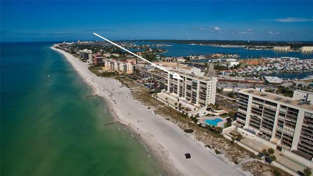 15000 Gulf Boulevard #1104, Madeira Beach, FL 33708 (MLS #T3265733) :: Gate Arty & the Group - Keller Williams Realty Smart