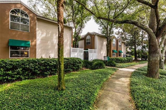 606 S Albany Avenue #13, Tampa, FL 33606 (MLS #T3265785) :: The Robertson Real Estate Group