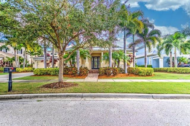 813 Islebay Drive, Apollo Beach, FL 33572 (MLS #T3265804) :: Team Pepka