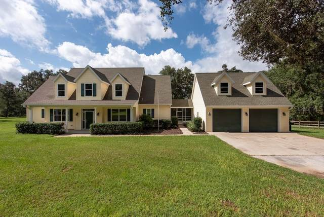27028 Ernest Lee Road, Brooksville, FL 34602 (MLS #T3265822) :: Cartwright Realty