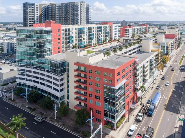 1120 E Kennedy Boulevard #1216, Tampa, FL 33602 (MLS #T3265824) :: The Nathan Bangs Group
