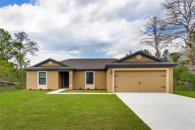 424 Ohio Lane, Poinciana, FL 34759 (MLS #T3265860) :: Keller Williams on the Water/Sarasota