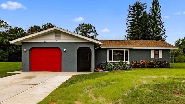 141 Rutgers Road, Venice, FL 34293 (MLS #T3265904) :: Heckler Realty