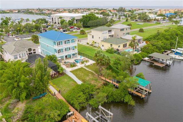 1205 Apollo Beach Boulevard, Apollo Beach, FL 33572 (MLS #T3265956) :: Rabell Realty Group