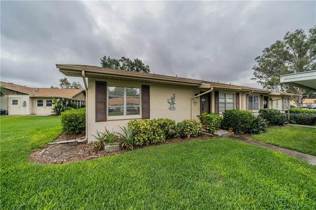 1828 Foxhunt Drive A, Sun City Center, FL 33573 (MLS #T3265957) :: Team Bohannon Keller Williams, Tampa Properties