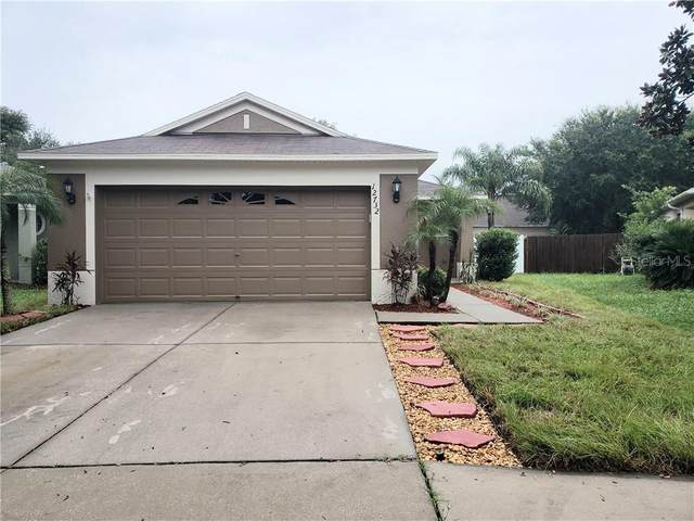 12732 Adventure Drive, Riverview, FL 33579 (MLS #T3265998) :: Carmena and Associates Realty Group
