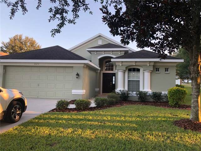 621 Chesney Drive, Valrico, FL 33594 (MLS #T3266014) :: Griffin Group