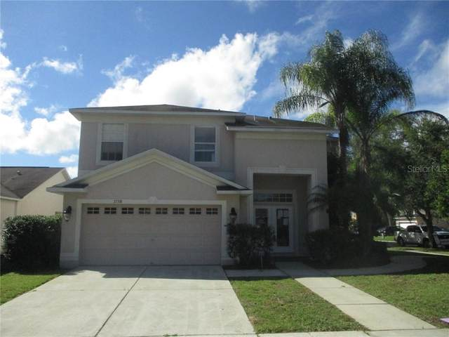 27338 New Smyrna Drive, Wesley Chapel, FL 33544 (MLS #T3266084) :: Zarghami Group