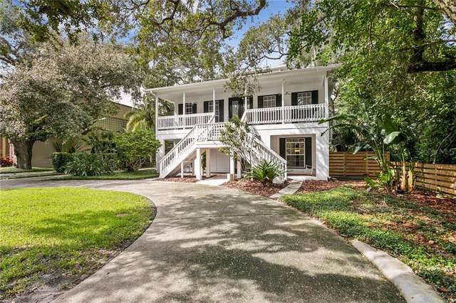 2513 W Shell Point Road, Tampa, FL 33611 (MLS #T3266187) :: Griffin Group