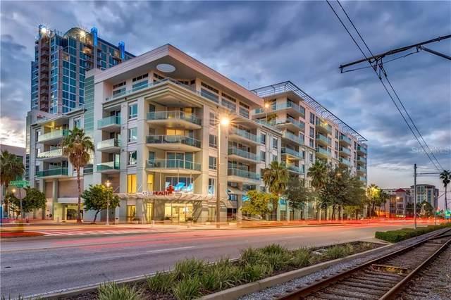 111 N 12TH Street #1419, Tampa, FL 33602 (MLS #T3266213) :: Premium Properties Real Estate Services