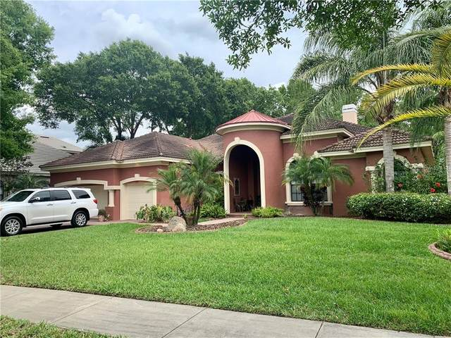19719 Wellington Manor Boulevard, Lutz, FL 33549 (MLS #T3266314) :: Team Bohannon Keller Williams, Tampa Properties