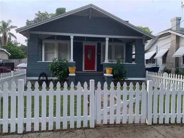 812 E Paris Street, Tampa, FL 33604 (MLS #T3266333) :: Team Bohannon Keller Williams, Tampa Properties