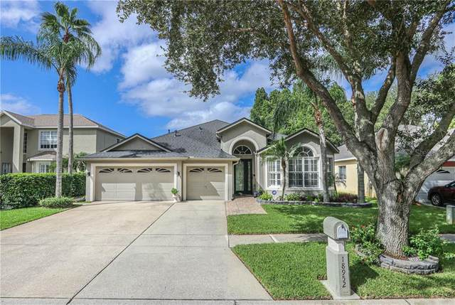 18952 Maisons Drive, Lutz, FL 33558 (MLS #T3266340) :: The Nathan Bangs Group