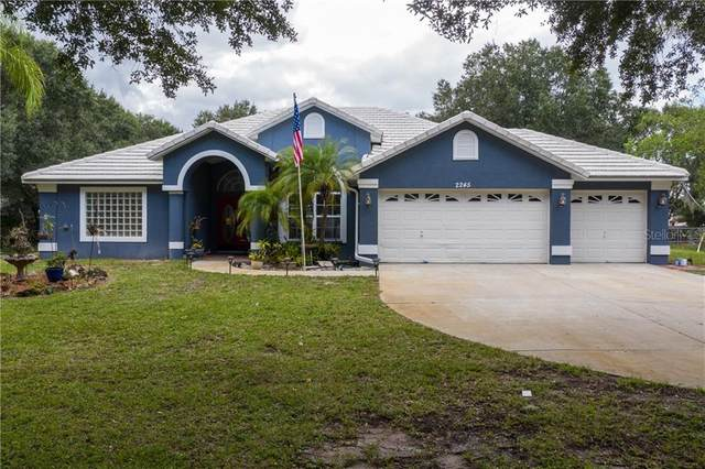 2245 Meadowbrook Drive, Lutz, FL 33558 (MLS #T3266412) :: The Nathan Bangs Group