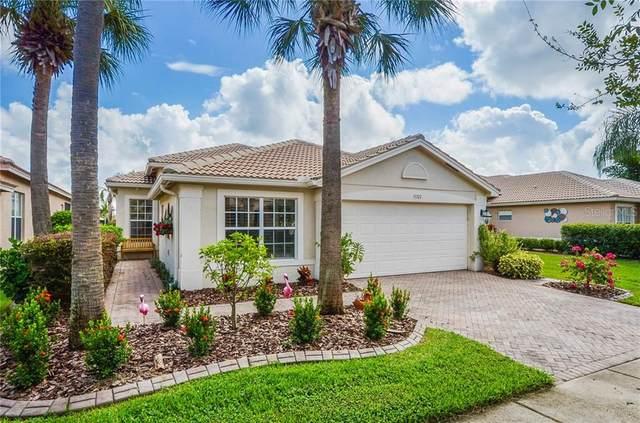 15707 Crystal Waters Drive, Wimauma, FL 33598 (MLS #T3266433) :: Premier Home Experts