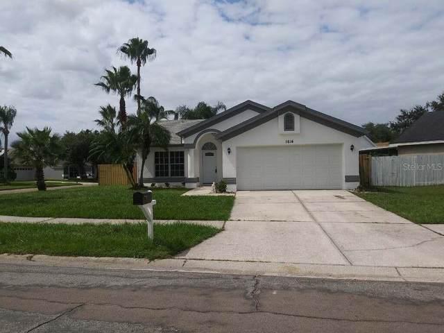 1614 Elk Spring Drive, Brandon, FL 33511 (MLS #T3266483) :: Florida Real Estate Sellers at Keller Williams Realty
