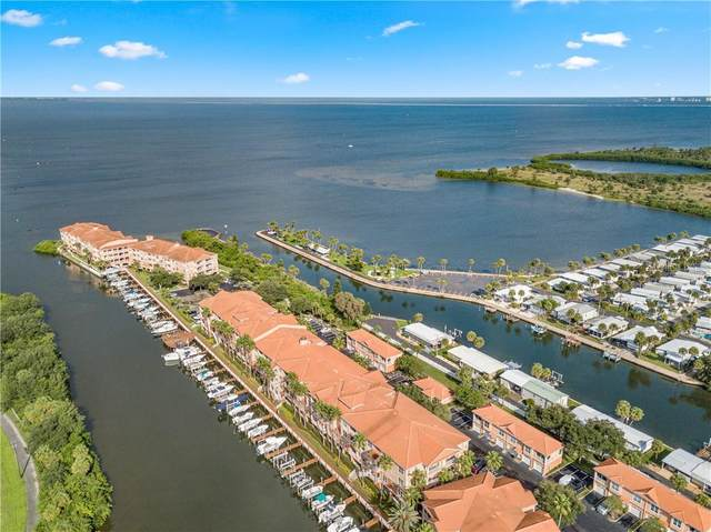 5000 Culbreath Key Way #8127, Tampa, FL 33611 (MLS #T3266547) :: Team Pepka