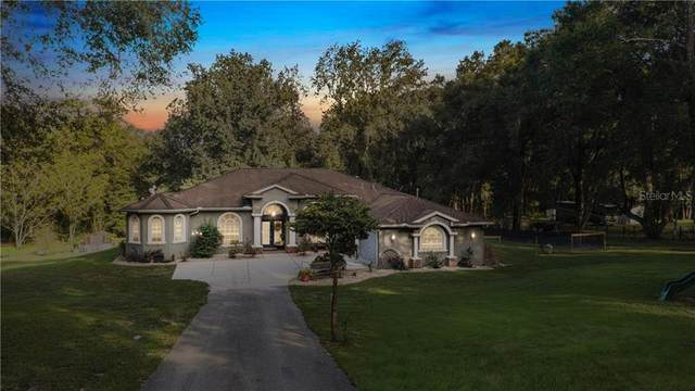 3400 Nature Trail, Brooksville, FL 34602 (MLS #T3266601) :: Sarasota Home Specialists