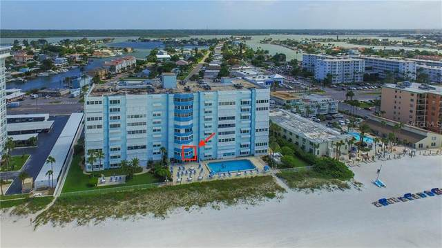 17400 Gulf Boulevard C2, Redington Shores, FL 33708 (MLS #T3266610) :: The Robertson Real Estate Group