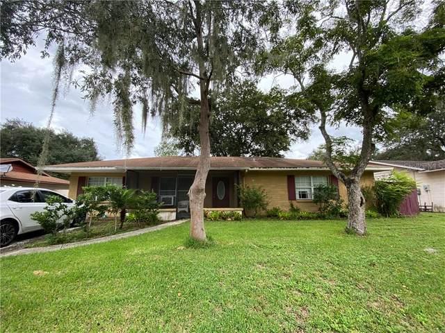 1306 Oakhill Street, Seffner, FL 33584 (MLS #T3266631) :: Rabell Realty Group