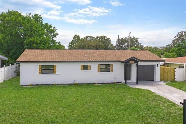 1449 Dartmouth Drive, Clearwater, FL 33756 (MLS #T3266738) :: Team Bohannon Keller Williams, Tampa Properties
